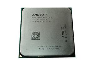 AMD FX FD6120WMW6KGU 3.5GHz Socket AM3+ 2600Mhz Desktop CPU