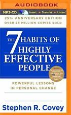 7 Habits of Highly Effective People, The: 25th Anniversary Edition (MP3)