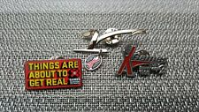 X Games (Extreme Sports) Lot of 3 Pins Various Years