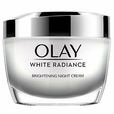 Olay Night Cream White Radiance Intense Moisturising Brightening Cream, 50g UK