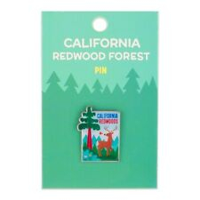 California Redwood Forest Pin - Official Golden Gate National Parks Conservancy