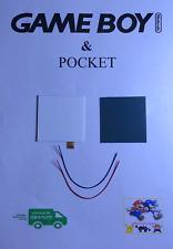 Kit Mod Blacklight Game Boy & Pocket