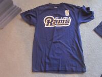 Sam Bradford St. Louis Rams tee shirt medium-NWT