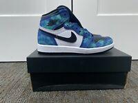 Size 1.5 Nike Air Jordan 1 Retro High Tie Dye PS (Highly Trusted Seller)