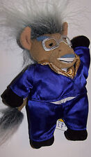 Vintage Donkeyng Meanie Babies Twisted Toys Plush - Infamous Series Don King