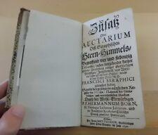 Zusatz oder Auctarium des Seraphischen Stern-Himmels (1732)