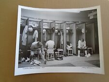 Hubbard Branch & stabler photo NFL stills print by Baron Wolman signed 11092