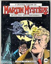 VO ITALIEN ¤ MARTIN MYSTERE n°92 ¤ CACCIA ALLA STREGA ¤ 1989 BONELLI