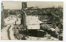 7 German soldiers WWI photos / photo postcards France / Belgium WW1 Feldpost