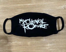 Hot Topic My Chemical Romance Adult Face Mask