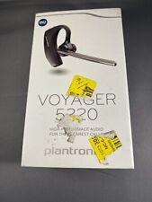 Plantronics - Voyager 5220 Bluetooth Headset - Black .