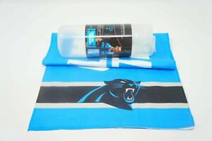 "Carolina Panthers NFL WinCraft ENDURACOOL  Instant Cooling Towel 12"" x 30"""