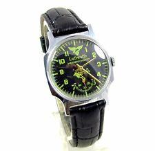 Pobeda Luftwaffe Aviator mens wrist watch vintage 1980s Original USSR RARE watch