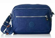 Kipling Women's Deena Cross-Body Bag, Blue (REF33V Jazzy Blue)