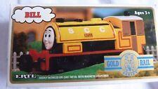 ERTL Thomas & Friends BILL Diecast Train Shining Time Station GOLD RAIL 1993