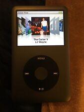 Apple iPod classic 7th Generation Black (160 Gb) 17,405 Rap And R&b Music