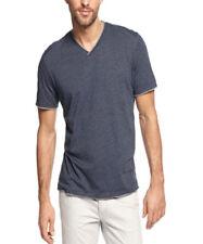 INC International Concepts Men's Navy Blue T-Shirt Size XXL