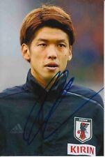 Yuya Osako  Japan  Fußball Foto original signiert 372169