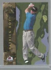 2002-03 BAP Signature Series Golf #GS69 Patrick Roy (ref38737)