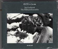 Officium. Jan Garbarek : The Hilliard Ensemble