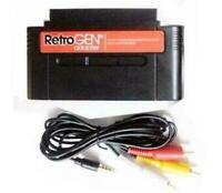 RetroGen Adapter For Sega MD / Genesis to for SNES Cartridge Adapter Convertor