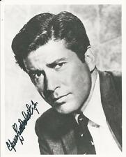 Efrem Zimbalist jr. signed photo