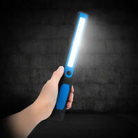 Super bright COB LED Working Light Magnetic USB Rechargeable Flashlight Torch