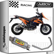 ARROW FULL SYSTEM EXHAUST GP2 GP-2 TITANIUM RACE KTM 690 SM 06-12