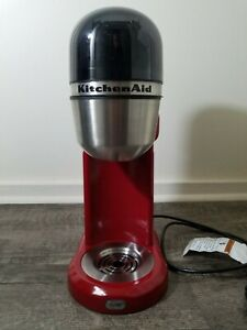 Kitchenaid Personal Coffee Maker KCM0402ER0 Empire Red Rogue TESTED