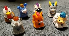 7 ~ Can Ices-3 Toys Singing Sheep, Cat, Rhino, Donkey, Zebra, Goat & Rooster