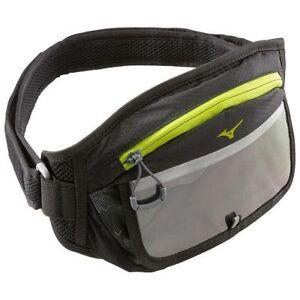 Mizuno Running Bags Waist Bag Black J3JM750409