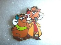Walt Disney's Cinderella - 4 Pin Booster Collection (Jaq and Gus Pin Only)