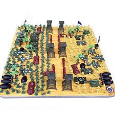 300x/set Soldier Kit Action Figures Military Army Men Sand Scene Model Boy Toy D