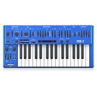 Behringer MS-1 Monophonic Analogue Desktop Synthesizer - Blue