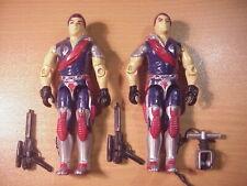 GI JOE - 1985 - TOMAX & XAMOT - ACTION FIGURES - Complete