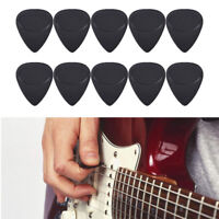 10pcs 0.7mm Acoustic Electric Guitar Picks Plectrums For Musical Instrume XDS