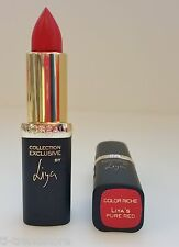 Loreal Color Riche Lippenstift Liya´s Pure Red Neu