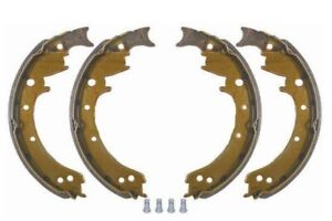 47512-33060-71 BRAKE SHOES 4 PCS FOR TOYOTA FORKLIFT 4000 TO 7000 LBS CUSHION