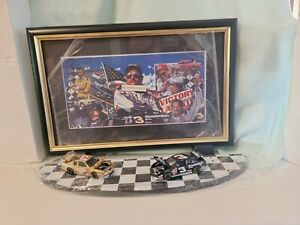 Dale Earnhardt NASCAR Thomas Pacconi Classics Goodwrench Service Plus Sonic 3