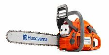 "Husqvarna 450 Chainsaw 18"" bar/chain 6 pk. oil ; 3 year warranty"