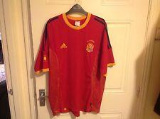 Spain home shirt 2002, Official RAUL 7, XL