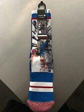 Stance Mens Socks Allen Iverson Ink Blot NBA Legends Collection Large 9-13 New