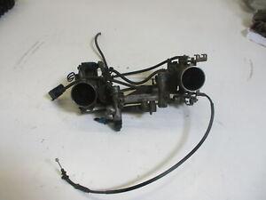 Suzuki TL 1000 S Drosselklappe Einspritzanlager Einspritzanlage Vergaser Luftfil