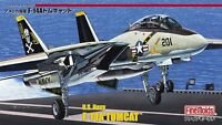 Fine Molds 1/72 aircraft series US Navy F-14A Tomcat Plastic Model FP30 Japan