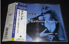 Madonna Rescue Me WPCR-1508 japan press w/obi