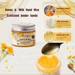 Honey Hand Mask Wax Moisturizing Skin Care Paraffin Bath Sodium Care Credn