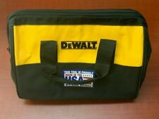 DeWalt N454406 13x9x9 Six Pocket Contractor's Bag for Power and Hand Tools