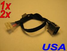 DC Power Jack Port Cable Harness For Dell Inspiron 5540 5542 5543 5545 5547 5548