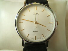 ALBA SEIKO WRIST WATCH DRESS STAINLESS
