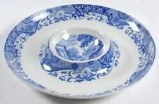 Spode BLUE ITALIAN Chip & Dip 8820705
